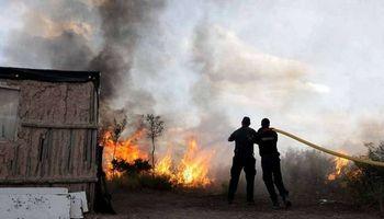Mendoza: relevan daños en predios ganaderos que fueron afectados por los incendios