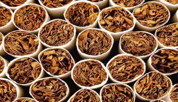 Tabaco: complejo presente de la industria