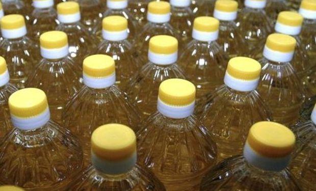 En condiciones de economía de mercado el aceite de girasol debería tener un valor minorista 70% superior al vigente.