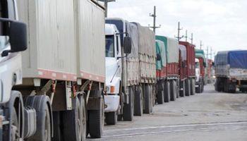 Importante ingreso de camiones a los puertos