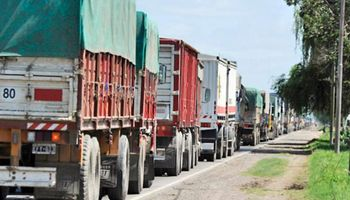 Gran Rosario: indicadores del transporte de carga de granos