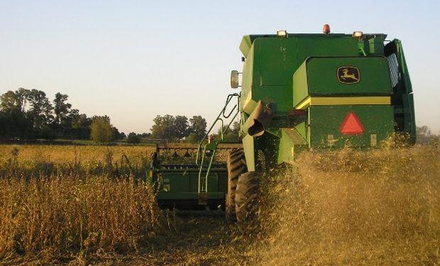 El precio promedio de importación de las cosechadoras en lo que va del presente año es de 222.063 dólares.