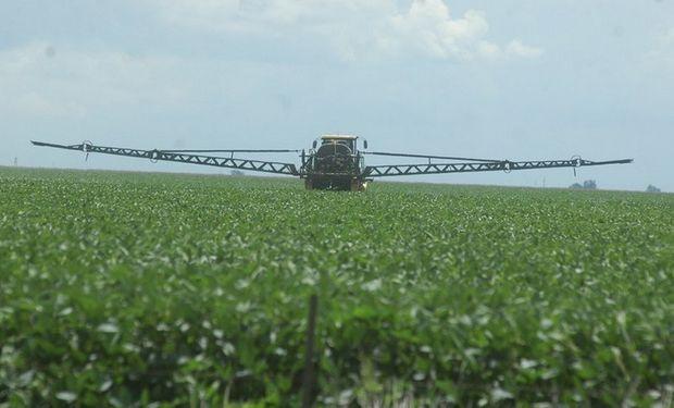 La oferta de herbicidas podría verse reducida. Foto: Archivo La Nación