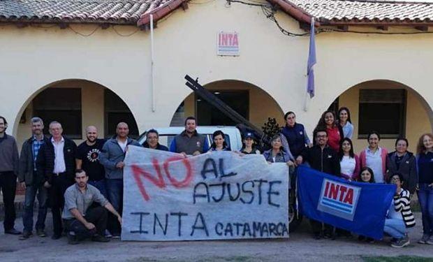 Ingenieros agrónomos pidieron que los terrenos del INTA no se toquen