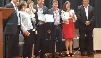 El INTA recibió el premio al mejor invento de Latinoamérica