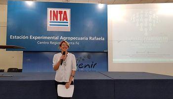 Luego de 63 años, el trabajo de extensión del INTA tiene voz femenina