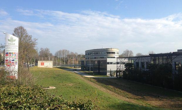 La sede del Inta en Francia