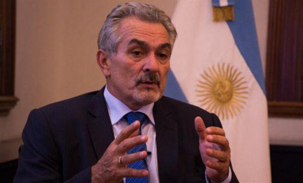 Amadeo Nicora, presidente del INTA.
