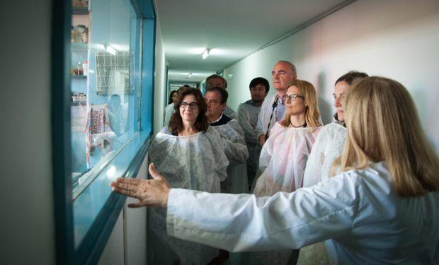 Del laboratorio al campo: la tecnología marca el ritmo de la producción.