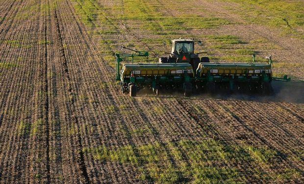La siembra de trigo avanzó un 68 % en el centro norte de Santa Fe