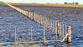 Inundaciones: con una inversión millonaria se recuperarán 2500 hectáreas productivas
