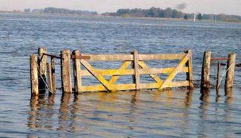 Por la inundaciones prorrogan el pago de impuestos a productores afectados en Entre Ríos