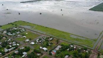 Se extiende la emergencia agropecuaria en Chaco, Córdoba y Formosa por inundaciones