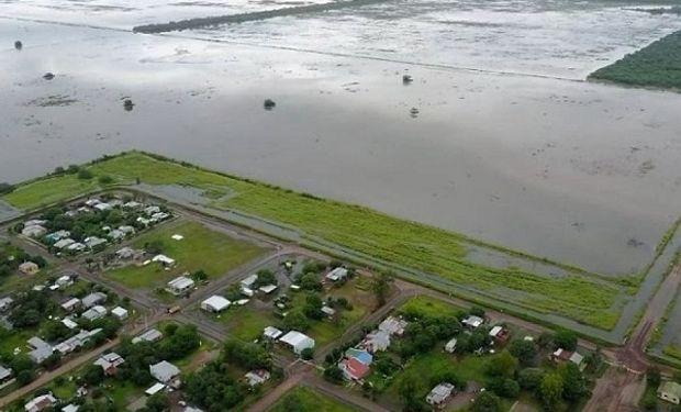 Inundaciones Chaco.