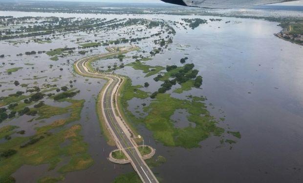 Pérdidas de $800 millones por lluvias en Formosa.