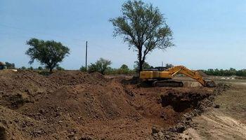 Productores cordobeses reclaman por lentitud en las obras del canal San Antonio