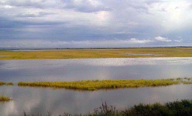 Las intensas lluvias de los últimos días anegaron campos y localidades como Avia Terai y Quitilipi.