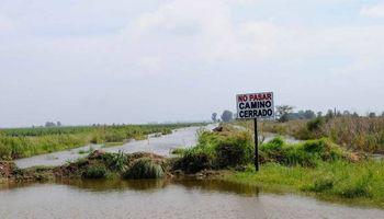 Una obra millonaria para mitigar inundaciones en el río Salado