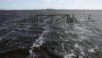 Inundaciones: estiman 10 millones de hectáreas afectadas