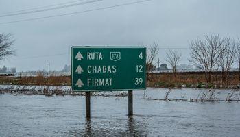 Inundaciones: El video de Federación Agraria sobre la situación en Chabás