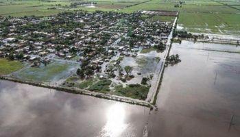 Chaco: prometen más de $ 200 millones en ayudas y créditos por las inundaciones