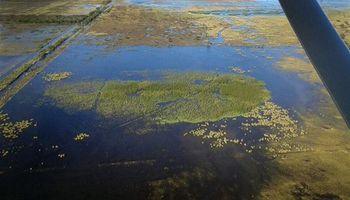 Córdoba: 35% de la tierra productiva está bajo agua