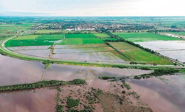 Soja: de una intención inicial de siembra de 19,65 millones de hectáreas, se calcula que 660.000 se perdieron por los cinco eventos extremos.