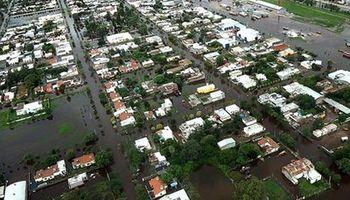 Inundaciones en cinco provincias: hay más de 5000 evacuados