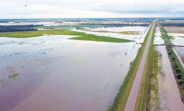 El SMN advierte por abundantes precipitaciones.
