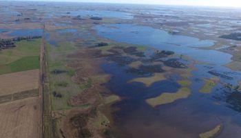Inundaciones y presión impositiva, un combo que preocupa a los productores bonaerenses