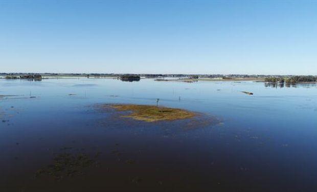 Apuran una ley de seguros por las pérdidas climáticas para el campo. Foto: Municipalidad de Roque Pérez