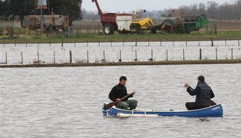 Inundaciones: la obra sin fin que se podría haber hecho dos veces
