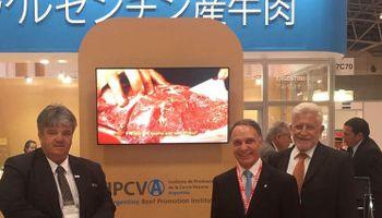 Gran presencia de la carne argentina en Japón
