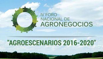 """IV Foro Nacional de Agronegocios: """"Agroescenarios 2016-2020"""""""