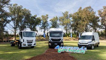"""Alternativas al diésel: la """"Semana de la Movilidad Sustentable"""" llegó al transporte de cargas"""