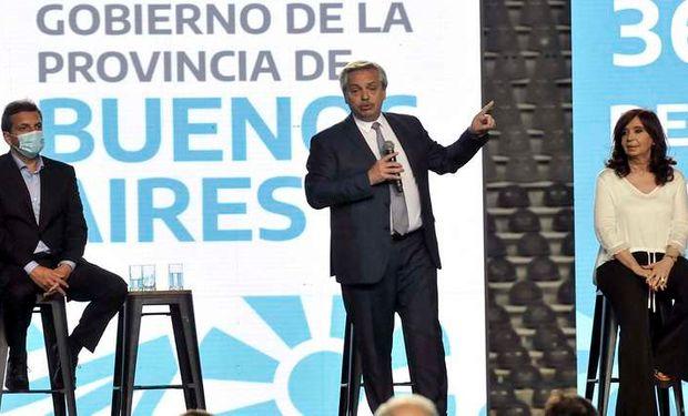 """""""Evidentemente algo no hemos hecho bien"""": Alberto Fernández habló tras los primeros resultados de las PASO 2021"""