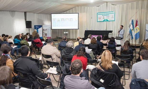 El subsecretario de Lechería de la Nación, Alejandro Sammartino habló de la atención de todos los casos críticos, para una mejor inclusión.