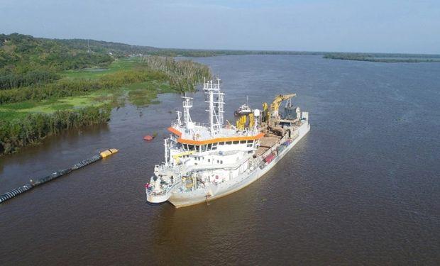 Acuerdo con Jan de Nul: cómo sigue el dragado del Paraná tras la estatización de la hidrovía
