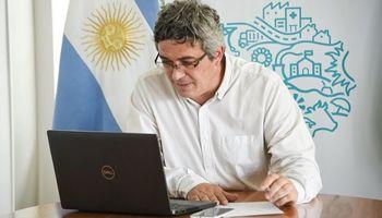 Fitosanitarios, campo-ciudad, ruralidad y conectividad: las definiciones de Javier Rodriguez para el agro bonaerense