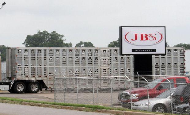 La acción de JBS en el mercado brasileño BM&F Bovespa cerró hoy jueves en 16,60 reales (R$) y en el último año acumula un incremento del 109%.