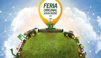 Se viene una nueva edición de la Feria Original John Deere