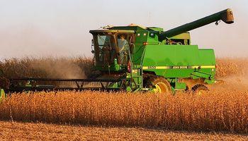Comenzó la cosecha paraguaya de soja