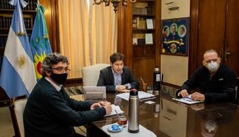 Inseguridad rural: Kicillof se reunió con entidades rurales y pidió sacarle el tinte ideológico