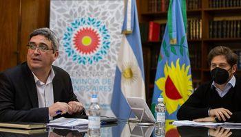 Kicillof se reunió con el campo y se comprometió a diseñar políticas claras