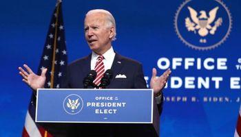"""Joe Biden y el impacto en el comercio: """"Estados Unidos no va a poder volver a ese lugar de liderazgo solitario"""""""