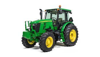 John Deere sacará una nueva línea de tractores fabricados en la Argentina