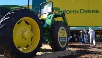 John Deere presente en el vigésimo aniversario de AgroActiva