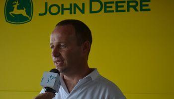 """""""Desde 1958 John Deere está en Argentina y no nos fuimos nunca"""""""