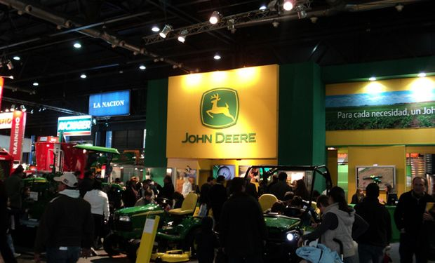 John Deere dice presente con una propuesta para potenciar el negocio ganadero. Foto de archivo.