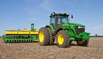 John Deere fabricará en Argentina una nueva línea de tractores